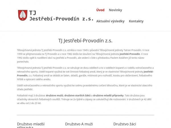 jestrebi-provodin.cz